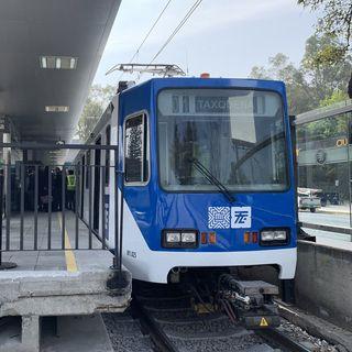 Tren Ligero reanuda operaciones con normalidad