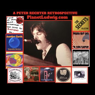 Steve Ludwig's Classic Pop Culture # 141 - PETER RECHTER RETROSPECTIVE PART 2