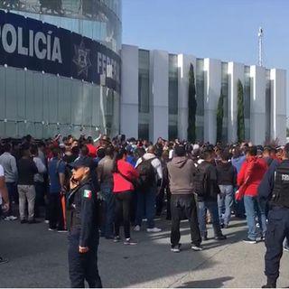 Policía Federal | Redada contra migrantes en EU |  Inconstitucionalidad de la Guardia Nacional: CNDH