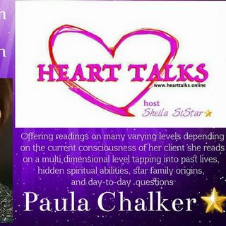 Heart Talks with Guest Paula Chalker