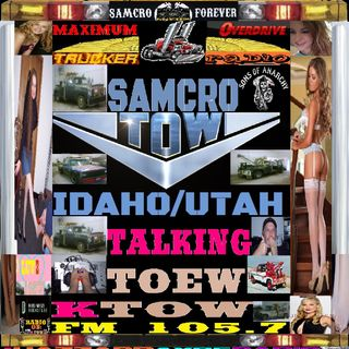 SAMCRO TOEW TALKING TOEW RADIO ep3