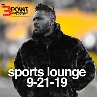 The 3 Point Conversion Sports Lounge- AB Again? Which NFL Backup Steps up, Harbaugh Running Out Of Chances, Twins Might Surprise MLB