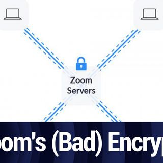 Zoom Won't Have Real End-to-End Encryption | TWiT Bits