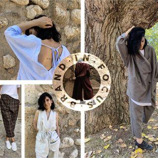 Brand in focus – Dal Molise, Filotrama: l'abbigliamento lento con tessuti di una volta e punti fatti a mano