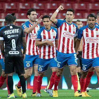 Tres Chivas dieron positivo de Covid-19