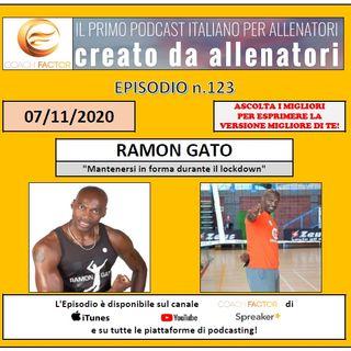 Episodio 123 - Ramon Gato
