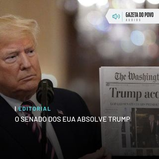 Editorial: O Senado dos EUA absolve Trump