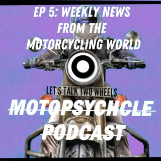 Weekly News from the Motorcycling World I #Episode5