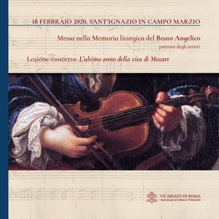 Lezione-concerto su Mozart: intervista a mons. Andrea Lonardo