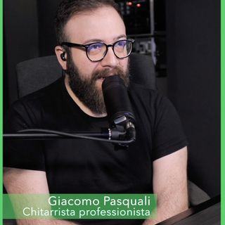 Chitarrista professionista... in SMART WORKING? 🤔 | Giacomo Pasquali