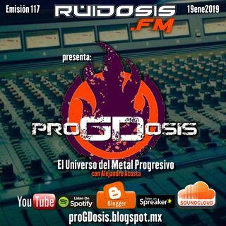 proGDosis 117 - 19ene2019 - Leyenda Mistica