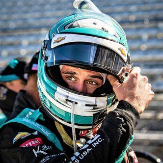 Dalton Kellett, A.J. Foyt Enterprises: NTT IndyCar Series News Conference, Pre Mid-Ohio