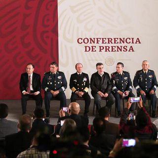 Se ha designado al General de Brigada Diplomado de Estado Mayor, Luis Rodríguez Bucio como Comandante de la Guardia Nacional