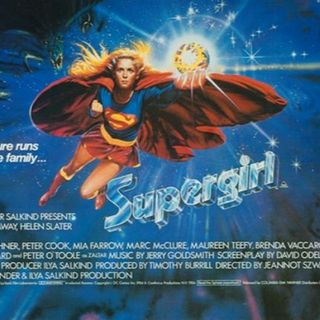 On Trial: Supergirl (1984)