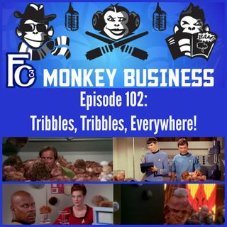 Tribbles, Tribbles, Everywhere!