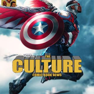 The Culture Issue No. 39: Captain America and Bucky The Bhaddie