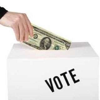 You Vote with Your Money