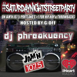 JAM'N 107.5 SATURDAY NIGHT STREET PARTY 1/4/20