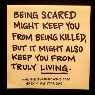 Living Scared : BYS 242