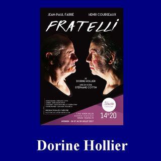 Dorine Hollier - Entretien Off 2017