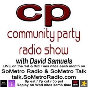 CPR hosted by David Samuels Show 61 November 21 2017