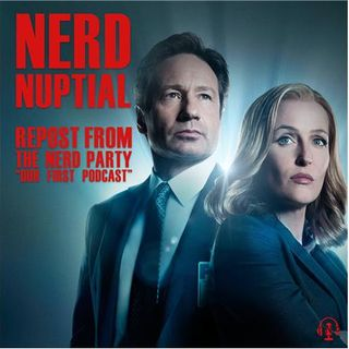 Our First Podcast - Repost from The Nerd Party