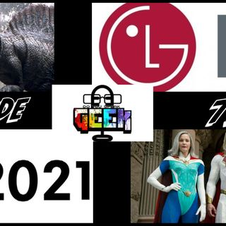Episode 73 (Jupiter's Legacy E3 2021, Elon Musk, LG,  and more)