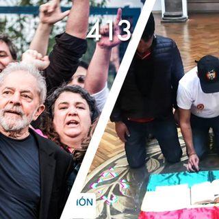 AntiCast 413 – Lula Livre e Golpe na Bolívia