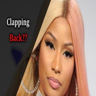 Nicki Minaj Spoke Against The Shots And Is Under FIRE