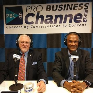 Eat Plants and Thrive Founder Vince Rountree on The Buckhead Business Show