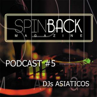 Spinback Magazine podcast 5 con Dj Dany Atlas
