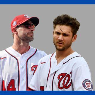 MLB: DODGERS adquieren a MAX SCHERZER y TREA TURNER