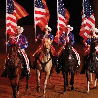 Around the World: Dolly Parton Dixie Stampede