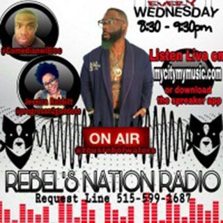 Rebels Nation Radio (9-6)