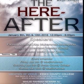 The HereAfter Conference