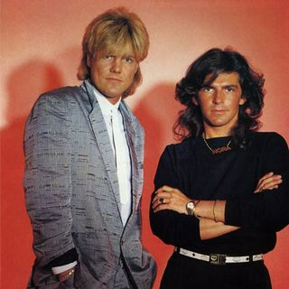 THE BEST OF MODERN TALKING INTRO  KATIUSCIA & SARO DJ  RADIO SOUND'ITALIA