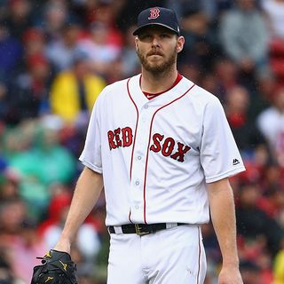 Red Sox Ace Chris Sale Explains World Series Dugout Tantrum