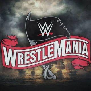TV Party Tonight: Wrestlemania 36