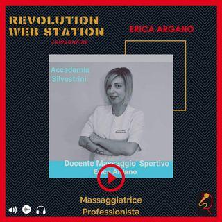 INTERVISTA ERICA ARGANO - MASSAGGIATRICE PROFESSIONISTA - SPECIALIZZATA IN MASSAGGIO DECONTRATTURANTE