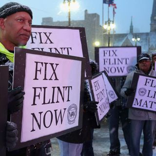 Episode 84 - Flint Michigan Water Crisis
