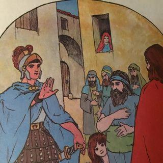 Episode 30 - Washington's Ark Washtub Journey - The Healing and The Raising By The Faithful Servant