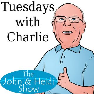 06-13-17-John And Heidi Show-TuesdaysWithCharlie-PLUS-JacksonKolby-SouthernRecipeSmallBatch-NatlBourbonDay