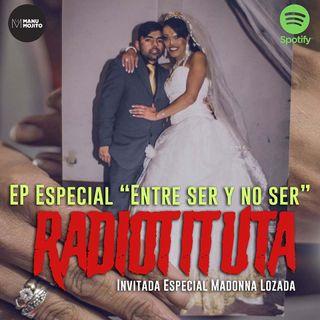 """EP Especial """"Entre ser y no ser, Soy Laura Branigan"""" Invitada Especial Madonna Lozada"""