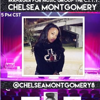 THE TOUR: SPECIAL GUEST CHELSEA MONTGOMERY
