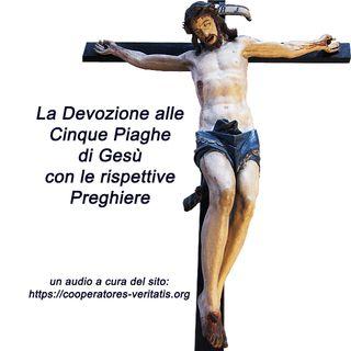 Devozione alle Piaghe di Gesù