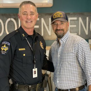 New Police Chief: 'Community-oriented policing'
