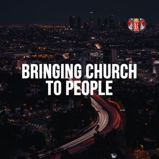rEVO⅃ution: Bringing Church to People - An Exhortation - Pr Andy Yeoh