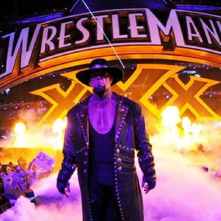 Undertaker: The Day The Streak Ended