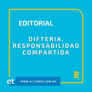 Difteria, responsabilidad compartida