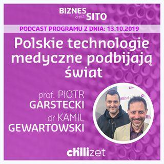 004: Polskie technologie medyczne podbijają świat - prof. Piotr Garstecki i dr Kamil Gewartowski